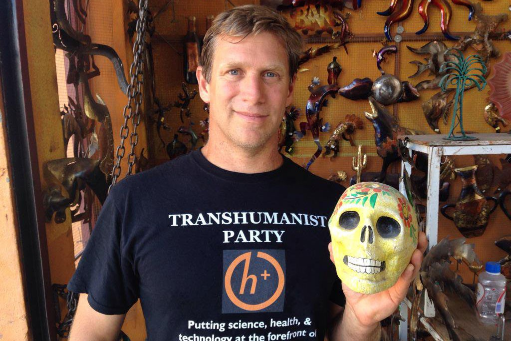 Zoltan Istvan; Libertarian, Transhumanist, and Governor of California?
