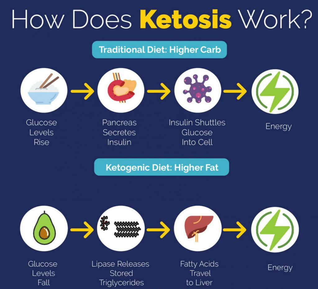 how does keto work